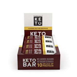 Perfect Keto Protein Bar
