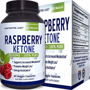 All Natural Raspberry Ketone