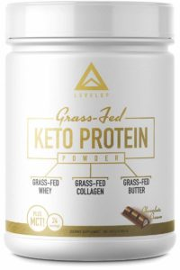 Levelup Grass-fed Protein Powder