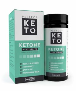 Perfect Keto Urine Strip
