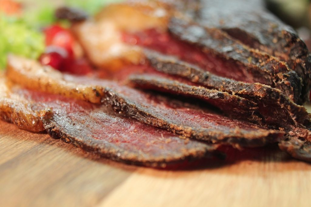 best low carb beef jerky