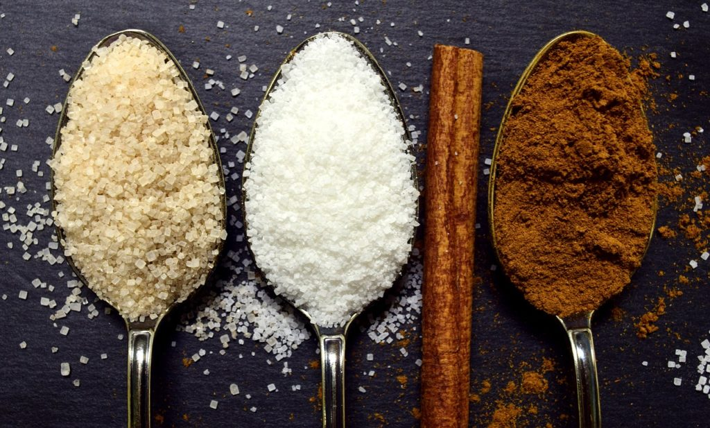 sugar substitutes on keto diet