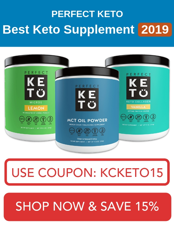 Perfect Keto Supplement for the keto diet