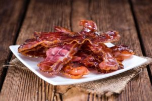 Bacon is keto-friendly