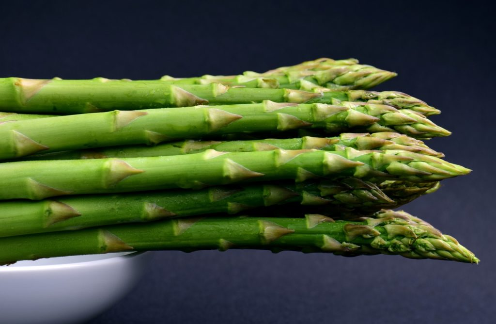 asparagus is keto-friendly