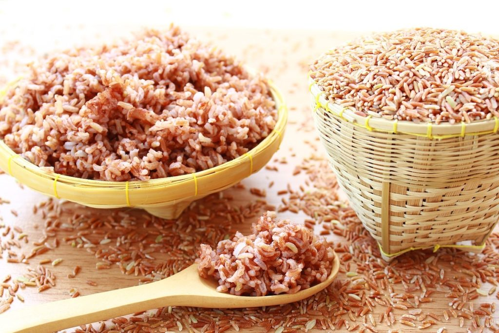 brown rice on the keto diet
